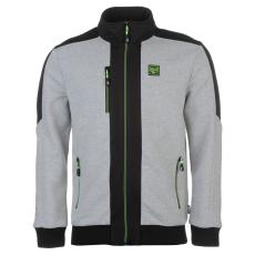 Everlast Premium ZipThru férfi cipzáras pulóver szürke S