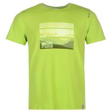 Chillaz Take Time férfi póló zöld S