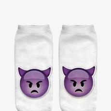 Wilky Emoji Devil titokzokni többszínű
