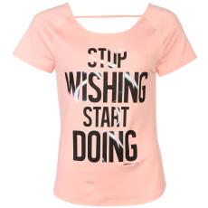 Only Play Cosimo női póló pink XS