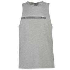 Lonsdale Muscle férfi trikó szürke M