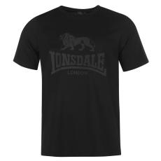 Lonsdale LL férfi póló fekete XXL