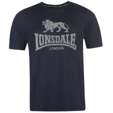 Lonsdale LL férfi póló szürke S
