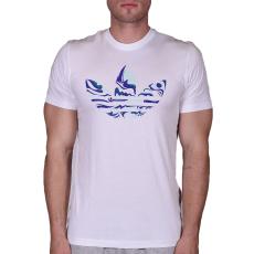 Adidas Magic Camo Tee férfi póló fehér M