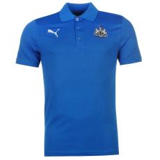 Puma Newcastle United férfi galléros póló királykék S