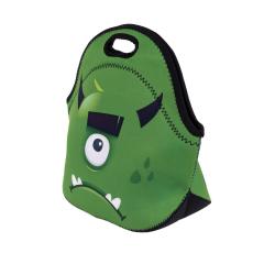 Wilky Green Monster uzsonnás táska többszínű