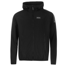 Helly Hansen Jetty férfi kapucnis softshell kabát fekete S