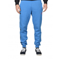 Emporio Armani Man Knitwear Trouser férfi melegítőalsó kék XS