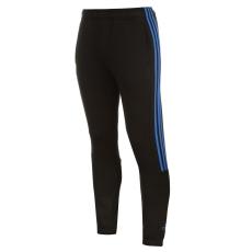 Adidas 3 Stripe férfi melegítő alsó kék XXL