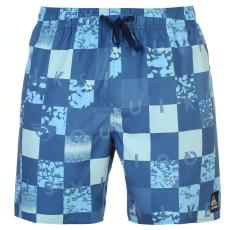 Quiksilver Chuka 17 férfi úszónadrág kék L
