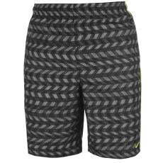 Nike Drift férfi úszóshort fekete XL