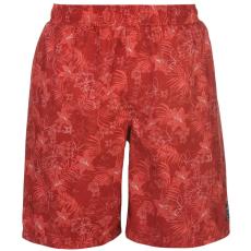 Hot Tuna Aloha férfi úszónadrág piros L