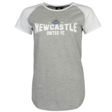 Team Newcastle United Graphic női póló fehér XL