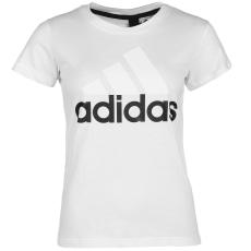 Adidas Linear QT női póló fekete M