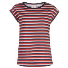 SoulCal Deluxe Striped női póló tengerészkék S