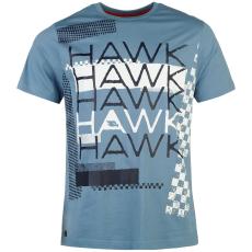 Tony Hawk Graphic férfi póló kék S