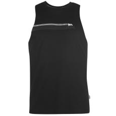 Lonsdale Muscle férfi trikó fekete XL