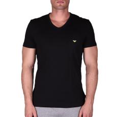 Emporio Armani Mens Knit T-shirt férfi alsónadrág fekete M