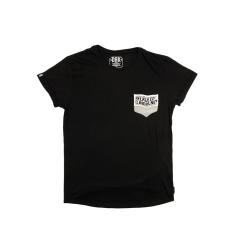Dorko Hp T-shirt férfi póló fekete XXL