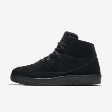 Nike Air Jordan 2 Retro Decon Black