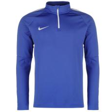 Nike Academy férfi aláöltöző sport felső kék XXL