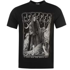 Official Creeper férfi póló fekete M