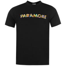 Official Paramore férfi póló szürke L