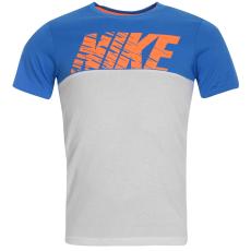 Nike AV15 Blindside férfi pamut póló kék S