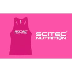 Scitec Nutrition SCITEC RACERBACK PINK GIRL TANK TOP