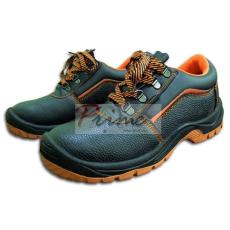 Classic 201 BP-OP/S1 Munkavédelmi Bőr Cipő (SB/S1 Munkavédelmi cipő, Orange)