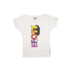 Efott T-shirt Noi női póló fehér S