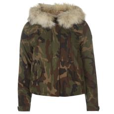 Only Parka kabát Only Skylar Fur női