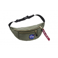 Alpha Industries SURVIVAL BAG NASA - sage green