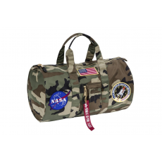 Alpha Industries DAY CRUISER BAG NASA - wood camo65
