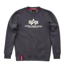 Alpha Indsutries Basic Sweater - greyblack