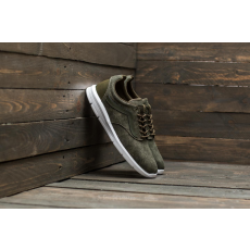 Vans Iso 1.5 (Canvas & Leather) Grape Leaf/ True White