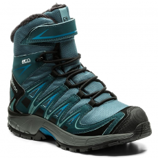 Salomon Bakancs SALOMON - Xa Pro 3D Winter Ts Cswp J 398458 10 M0 Mallard Blue/Reflecting Pond/Mykonos Blue
