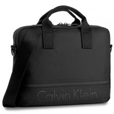 Calvin Klein Black Label Laptoptáska CALVIN KLEIN BLACK LABEL - Matthew Laptop Bag K50K502852 001