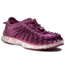 Keen Szandál KEEN - Uneek 02 1016665 Purple Wine/Verry Berry