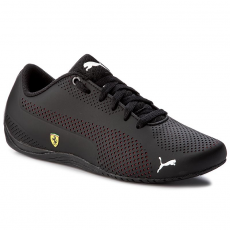 Puma Sportcipő PUMA - Sf Drift Cat 5 Ultra 305921 02 Ouma Black/Rosso Corsa/Black
