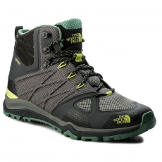 The North Face Bakancs THE NORTH FACE - Men's Ultra Fastpack II Mid GTX GORE-TEX T0CDL8NKR Phantom Grey/Lime Green