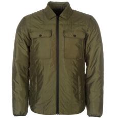 Only and Sons Elliot Padded férfi cipzáras kabát zöld M