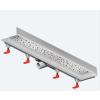 Mofém MOFÉM Linear MLS-650 KF Sarok zuhanyfolyóka minta nélküli ráccsal