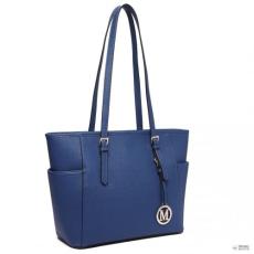 Gant Miss Lulu London LM1642-1 - Miss Lulu szintetikus bőr állítható fogantyú bevásárló táska táska Navy