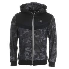 Everlast Premium férfi kapucnis cipzáras pulóver testszínű S