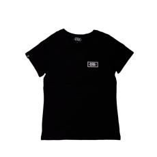 Dorko Drk Circle T-shirt Women Black női póló fekete L