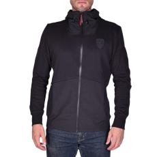 Puma Ferrari Hooded Sweat Jacket férfi parka kabát fekete XL