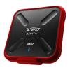 ADATA SSD Portable SD700X USB 3.0 Piros
