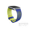 Fitbit Ionic Sport szíj, Small, Cobalt / Lime