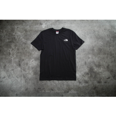 The North Face M Short Sleeve Simple Dome Tee Black